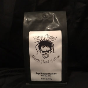 Death Head Angel Carmel Macchiato Coffee