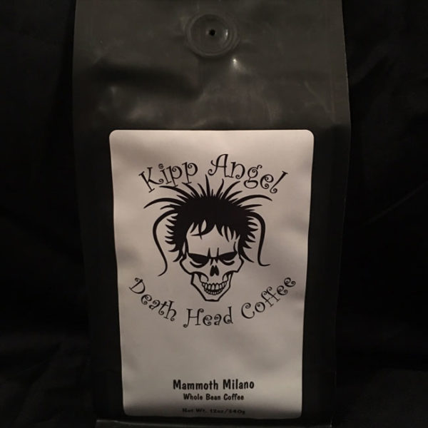 Death Head Mammoth Milano Coffee
