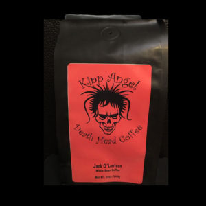 Death Head Pumpkin Spice Jack-O'-Lantern Coffee