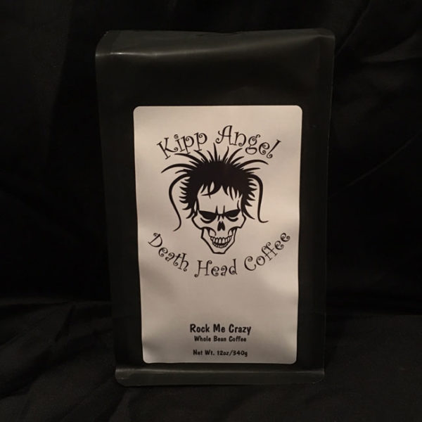Death Head Make me Crazy Coffee