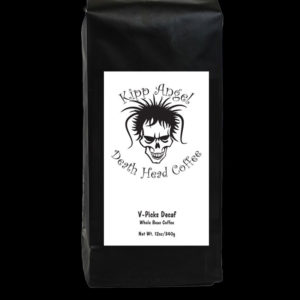 Death Head V-Picks Decaf Coffee