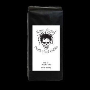 Death Head Evil 13 Coffee