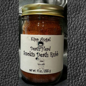 Death Head Smokin Death Rub